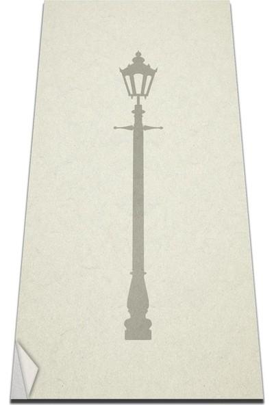 Bisticker W-106 Sokak Lambası Duvar Sticker