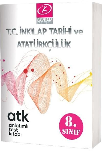 8.Sınıf T.C İnkılap Tarihi Ve Atatürkçülük Anlatımlı Test Kitabı