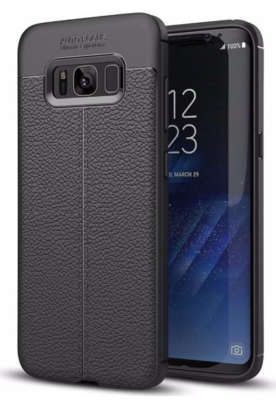 Case 4U Samsung Galaxy S8 Plus Kılıf Darbeye Dayanıklı Niss Siyah