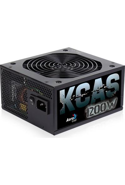 Aerocool KCAS 1200W 80+ Bronze Power Supply (AE-KCAS1200M)