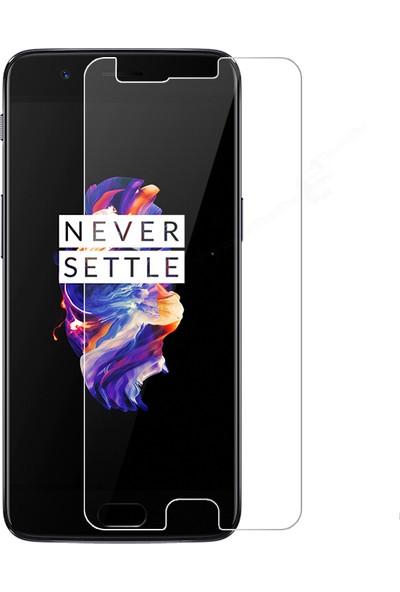 Case 4U OnePlus 5 Cam Ekran Koruyucu