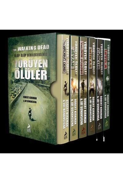 Yürüyen Ölüler - The Walking Dead Set (6 Kitap) - Robert Kirkman