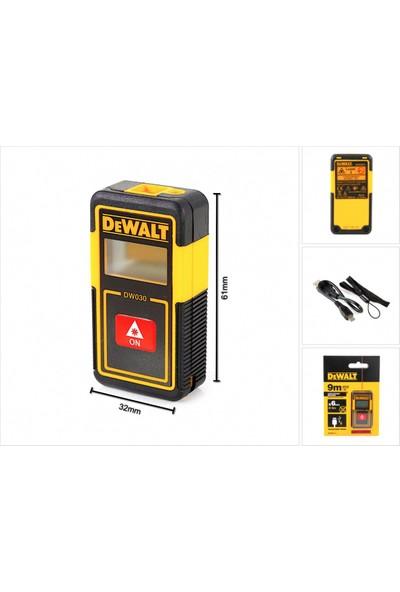 Dewalt DW030PL 9 Metre Lazer Mesafe Ölçer