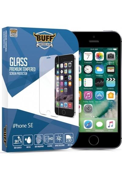 Buff Glass Apple iPhone 5-5S-SE Ekran Koruyucu Cam