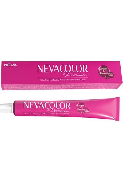 Nevacolor Tüp Krem Saç Boyası 0.22 Yoğun Mor