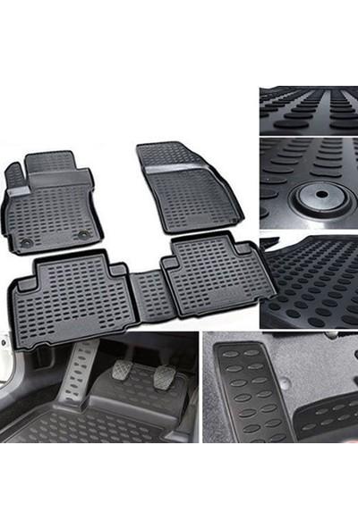 Kia Sportage 3D Havuzlu Oto Paspas 2016 Sonrası Siyah 1. Kalite