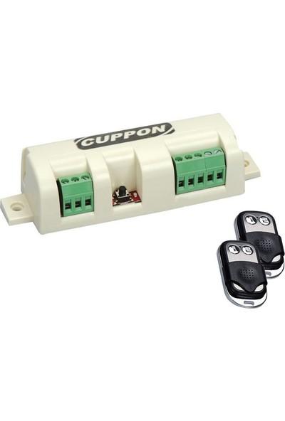 Cuppon Kepenk Alıcısı Cuppon Sn 32 Ve 2 Adet Kumanda