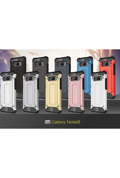 Dafoni Samsung Galaxy Note 8 Tough Power Ultra Koruma Kılıf