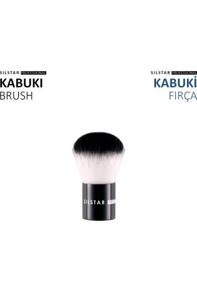 Limonian Silstar Kabuki Brush - Çok Amaçlı Kabuki Fırça