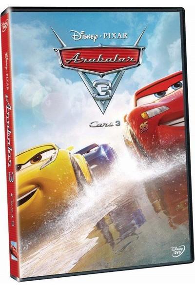 Arabalar 3 Dvd
