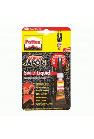 Pattex 3 Gr Süper Japon Yapıştırıcı