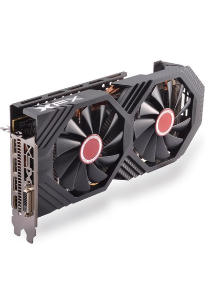 XFX Radeon RX 580 GTS XXX Edition 8GB PCI-E x16 256Bit GDDR5 O.C Ekran Kartı (XFX-RX-580P8DFD6)