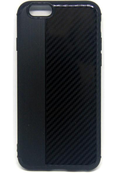 Orange iPhone 6G Ultra Koruma Karbon Kılıf