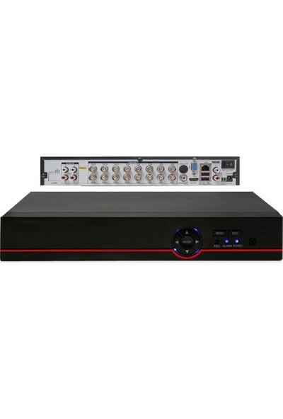 New Age NA-9616AHD 16Kanal 6SES 2MP XMEYE AHD DVR