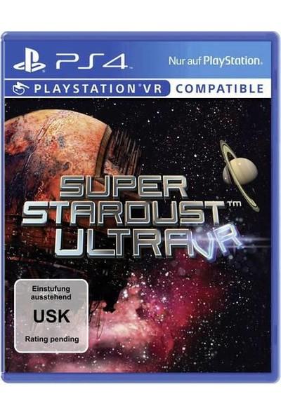 VR Ps4 Vr Super Stardust Ultra