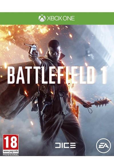 EA Xbox One Battlefıeld 1