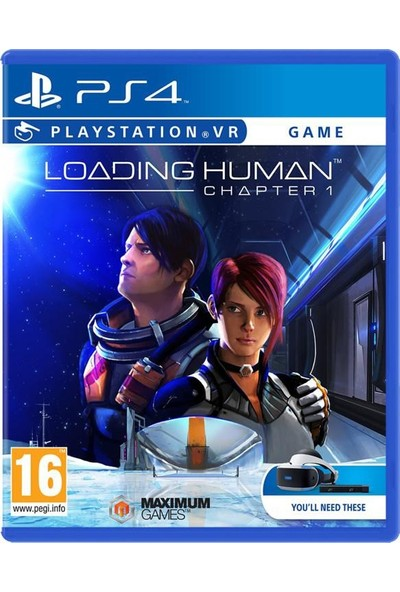 Loading Human Chapter 1 VR PS4