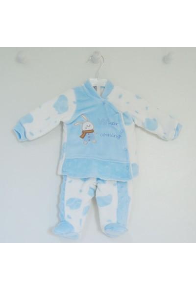 Nanon Baby 6046 2'li Bebek Takımı