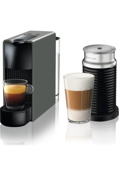 Nespresso Essenza Mini C 30 Grey Kahve Makinesi