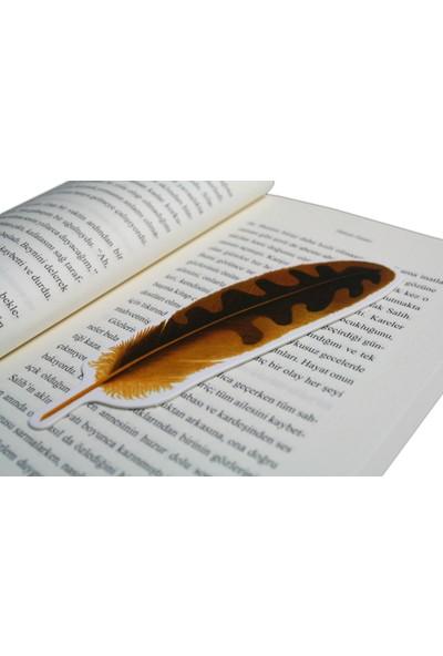 İstisna Funy Bookmarks Kuş Tüyü Kitap Ayracı Serisi