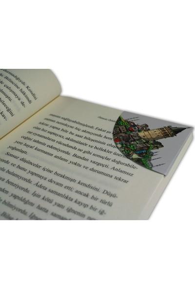 İstisna Mıknatıslı Köşe Kitap ModelAyracı Model 6
