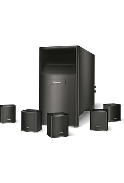 Bose Acoustimass 6 Seri V Ev Sineması Hoparlör Sistemi Siyah