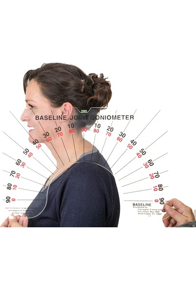 Saehan Arthrodial Açı Ölçer Gonyometre