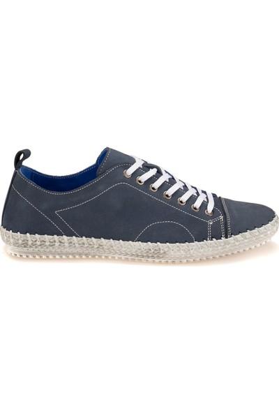 Dockers By Gerli 216307 Mavi Erkek Deri Ayakkabı