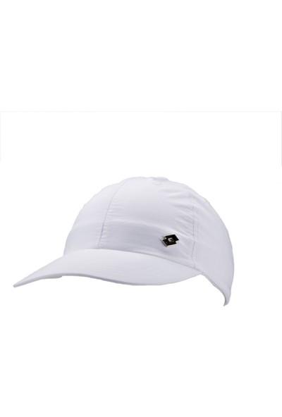 Lotto Cap Belcon 6Pcs Beyaz Unisex Şapka