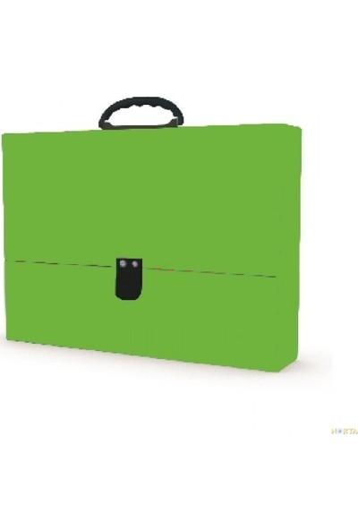 Umur Çanta Klasör Uc2500-Yeşil