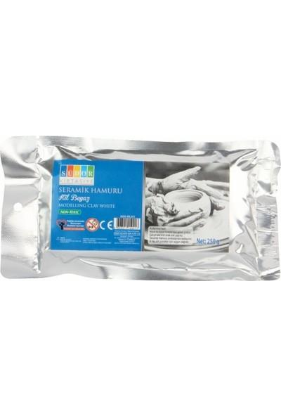 Südor Seramık Kıl 250 G Beyaz Kil251