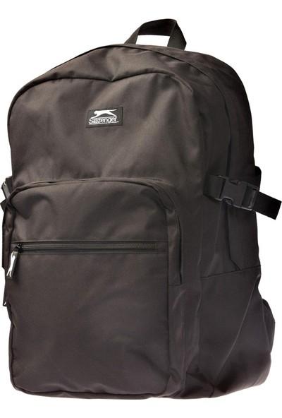 Slazenger Siping Backpack Siyah Unisex Sırt Çantası