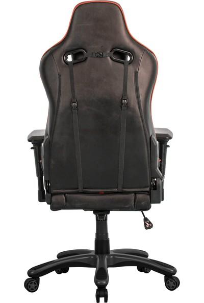 Rampage KL-R25 Crown Serisi Oyuncu Koltuğu Siyah - Kırmızı