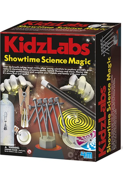 4M Gösteri Zamanı Bilim Sihiri 5530