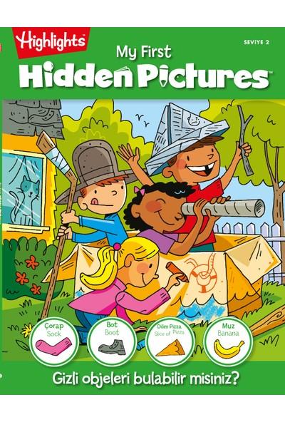 Highlights&Dikkat Atölyesi Yayınları My First Hidden Pictures 4'lü Set (3-6 yaş)