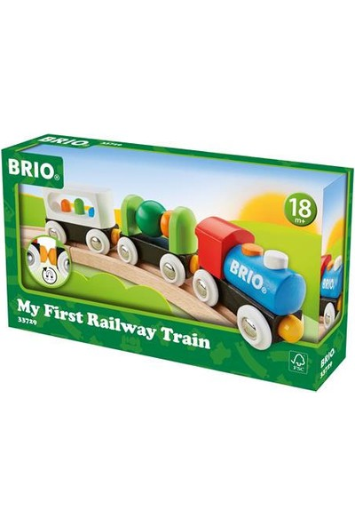 Brio İlk Trenim ABR33729