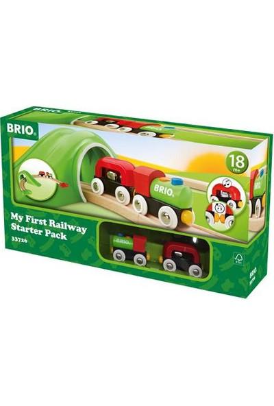 Brio İlk Tren Yolu Tanışma Seti ABR33726