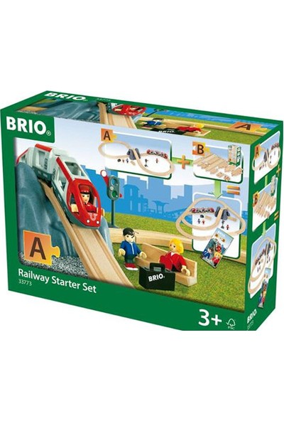 Brio Tren Yolu Başlangıç Seti ABR33773