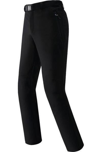 2AS Climber Softshell Short Erkek Pantolon Siyah