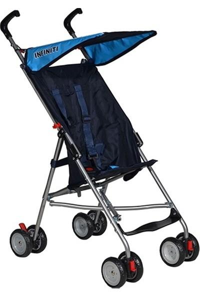 İnfiniti Baston Puset Qx1 Bebek Arabası Çocuk Arabası