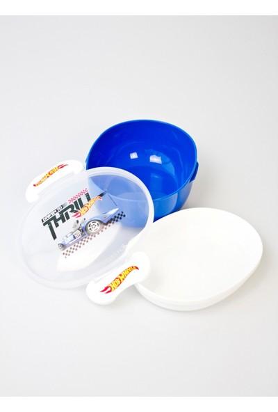Hot Wheels Plastik Beslenme Kabı
