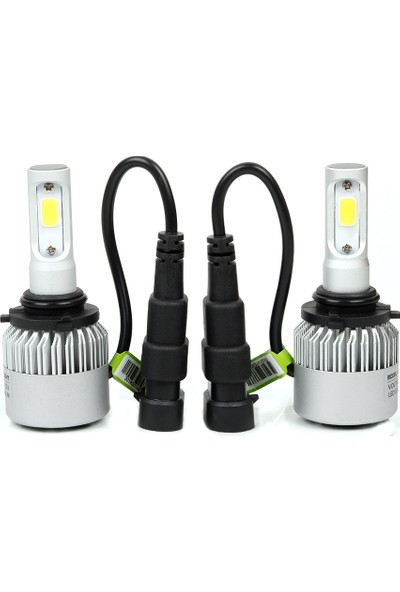 XENON 9006 LED FAR