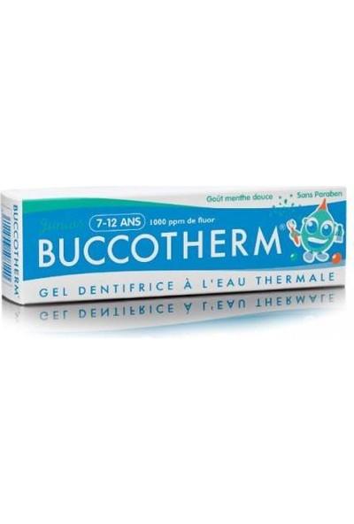 Buccotherm Çocuk Diş Macunu 7-12 Yaş 50 Ml Naneli