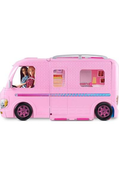 Barbie Barbie'Nin Karavanı Dream Camper
