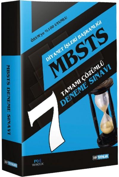 Mbsts Tamamı Çözümlü 7 Deneme Sınavı