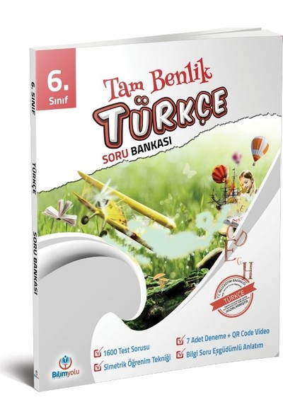 6. Sınıf Tam Benlik Türkçe Soru Bankası
