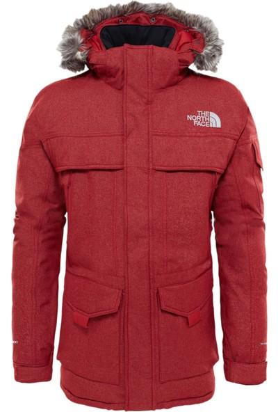 The North Face Kırmızı Erkek Outdoor Montu T0CP07HQN