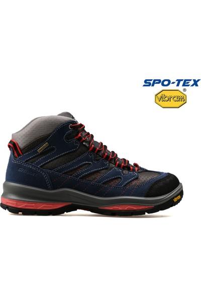 GriSport Gri Kadın Kadın Trekking Ayakkabısı 12505S72T