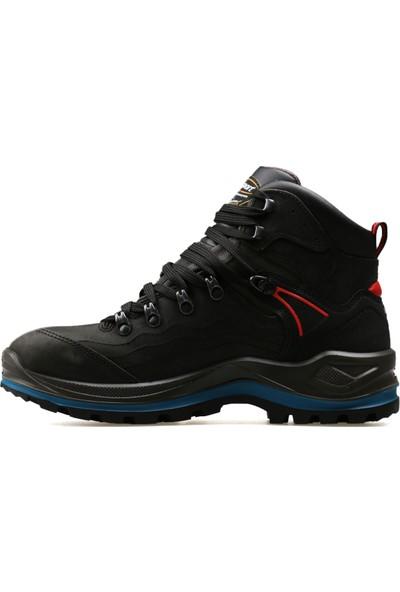 GriSport Siyah Erkek Trekking Ayakkabısı 13703N24T