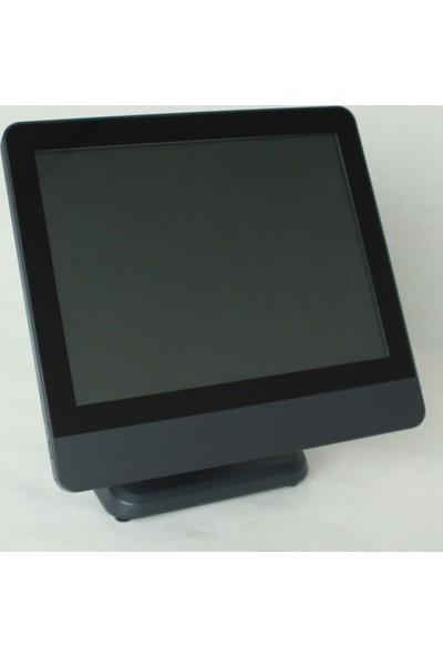 PShop 550 J1900 1.8Ghz 2GB 64GB SSD Dokunmatik Pos Pc